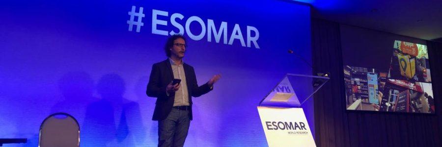 «Design Thinking al Rescate» – Gentedemente en ESOMAR